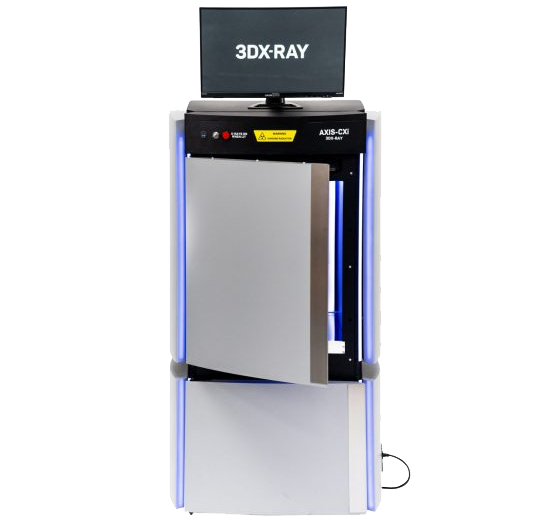 SAGC announce distribution partnership with 3dx ray bringing airport security technology to the cabinet X-ray market